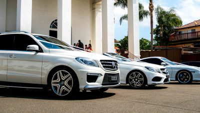 Exclusive Events Hire Sydney - Mercedes-Benz ML63