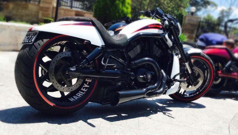 Harley-Davidson Custom Rods