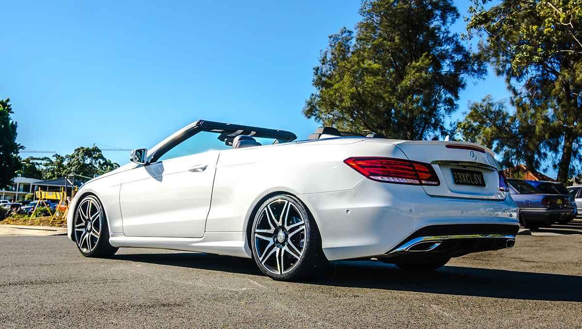 Mercedes benz e250 amg u g cabriolet for Mercedes benz g cabriolet