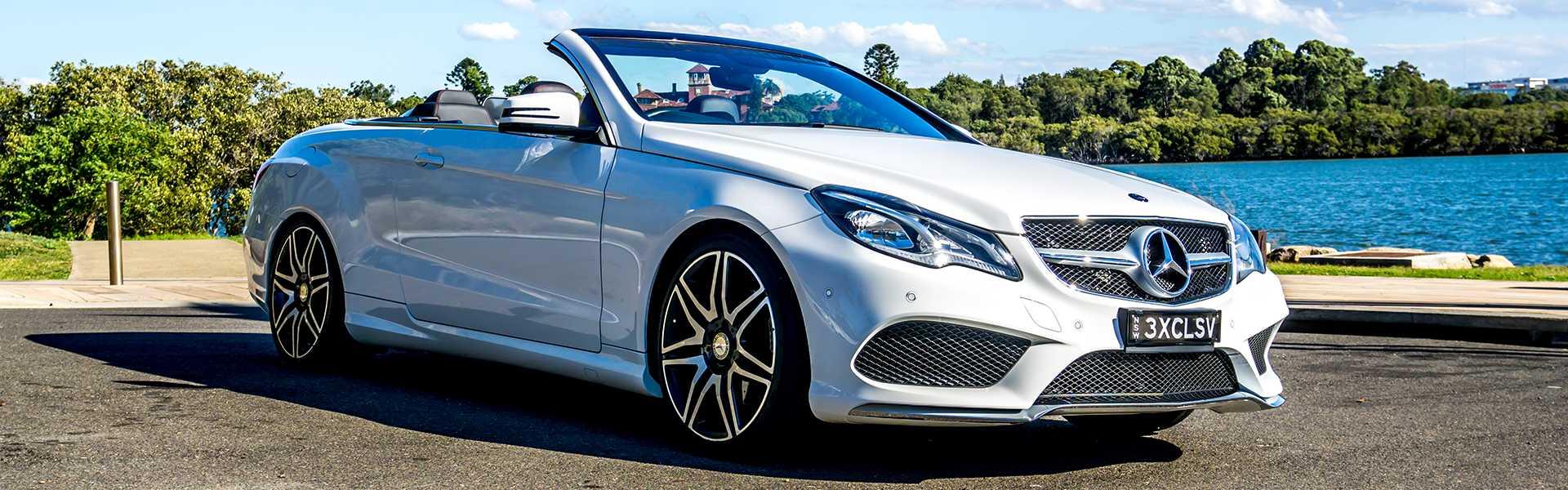 Mercedes-Benz E250 AMG U/G Cabriolet