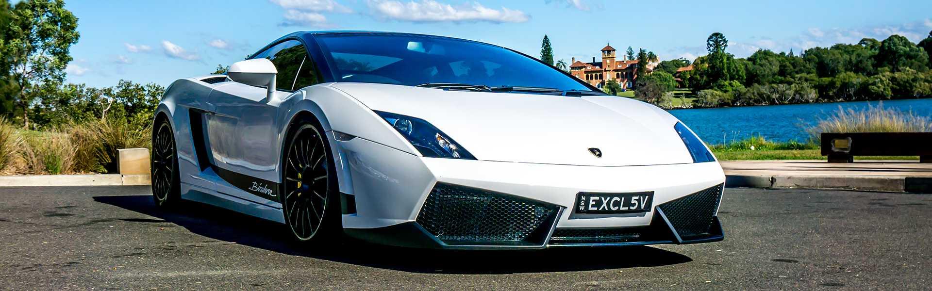 Lamborghini Gallardo LP560-4 Bicolore Speciale