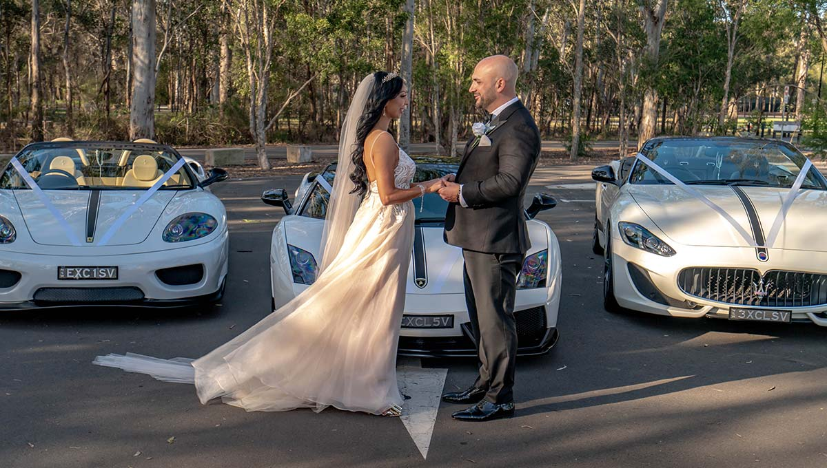 Exclusive Events Wedding Car Hire
