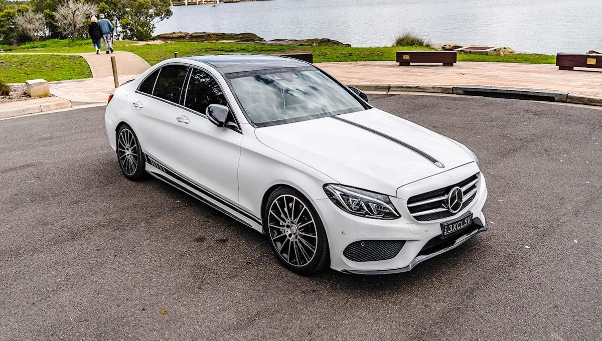 Mercedes-Benz C250 AMG UG