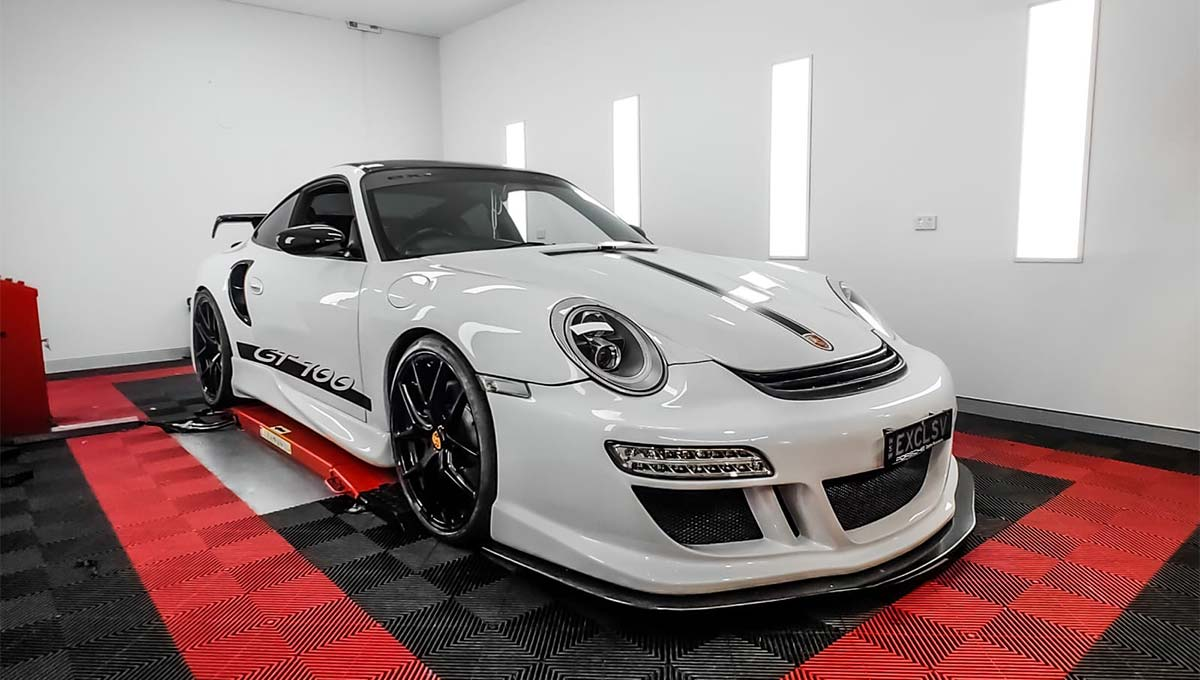 Porsche 911 Turbo | Wedding Car Hire Sydney West Metro